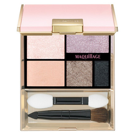 Shiseido Maquillage Fall 2012 Makeup Trend 1