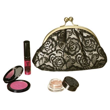 Anna Sui Holiday 2012 Makeup 1