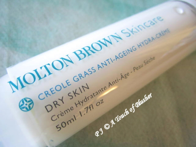 Molton Brown Creole Grass Anti-Ageing Hydra-Crème 1