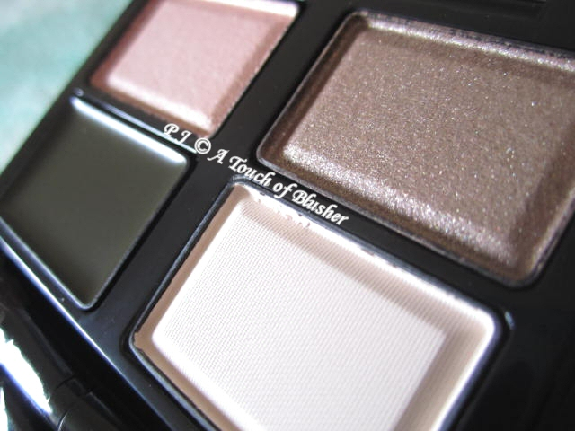 SUQQU Blend Color Eyeshadow 14 Kosumosuiro Fall 2012 Makeup 2