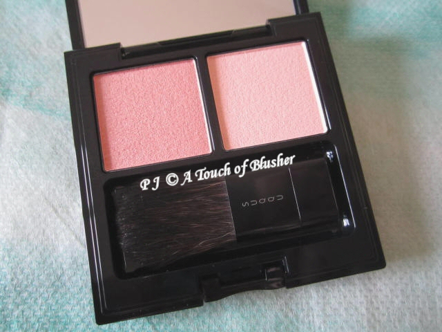SUQQU Gradation Cheeks EX-01 Mizudaidai Fall 2012 Makeup 1