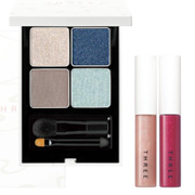 Three Holiday 2012 Makeup 1