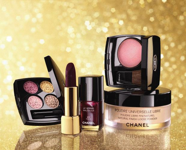 Chanel Holiday 2012 Makeup 1