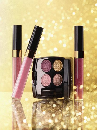 Chanel Holiday 2012 Makeup 2