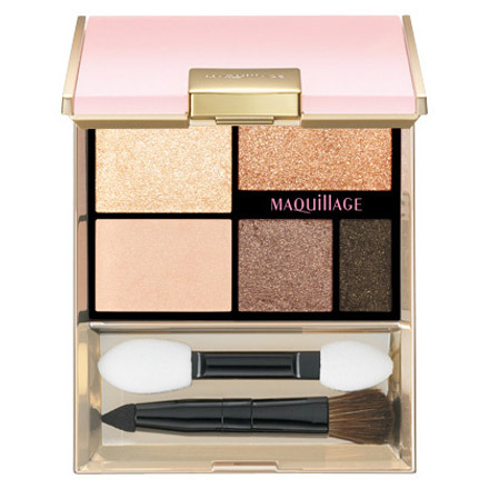 Shiseido Maquillage Fall 2012 Makeup Top 10 1