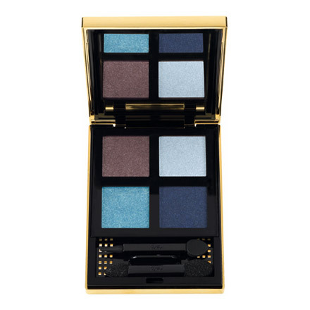 YSL Holiday 2012 Makeup 7