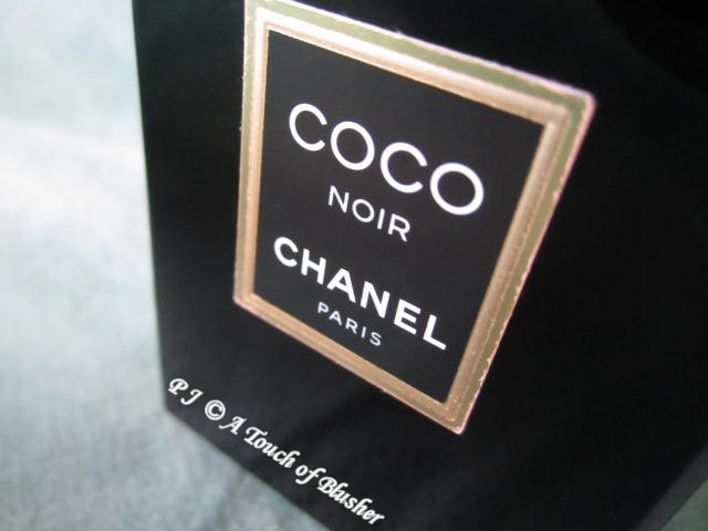 Chanel Coco Noir Eau de Parfum Fall 2012 Fragrance 1