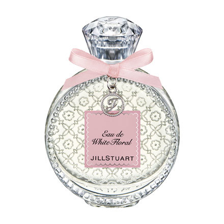 Jill Stuart Eau de White Floral Fall Winter 2012 Fragrance 2