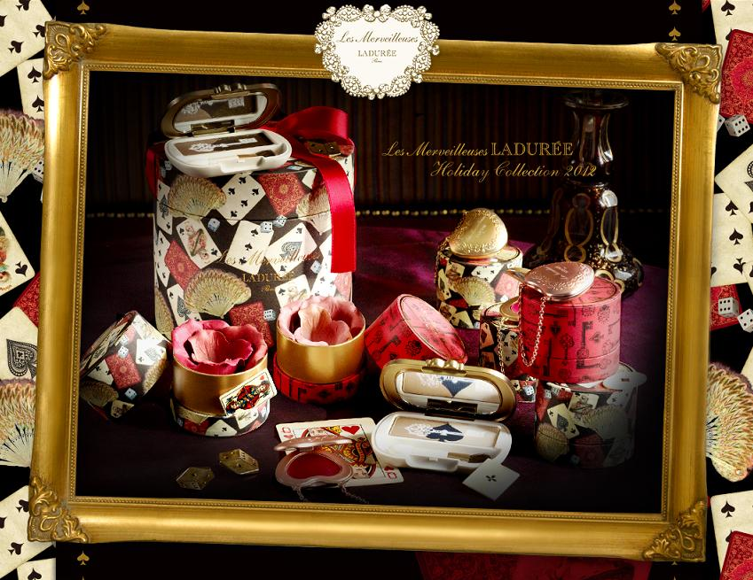 Les Merveilleuses de Laduree Holiday 2012 Makeup Top 10 1