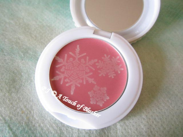Paul and Joe Makeup Collection 2012 001 Frozen Lilac Holiday 2012 Makeup 4