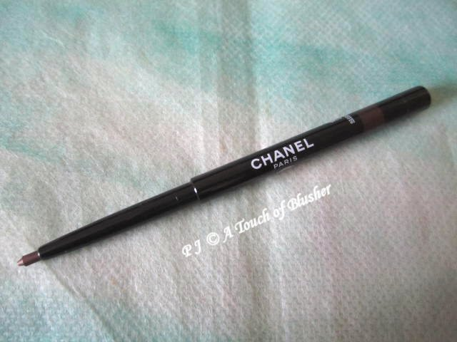 Chanel Stylo Yeux Waterproof 100 Santal Spring 2013 Makeup 1