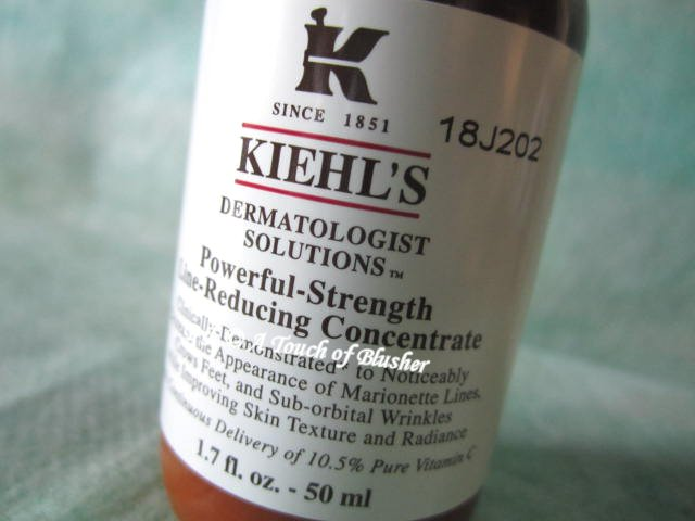 Kiehl's Powerful Strength Line Reducing Concentrate 1