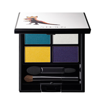 Addiction Summer 2013 Makeup Basquiat 1
