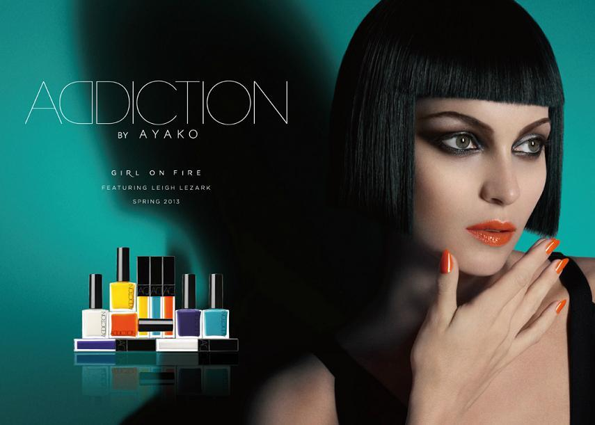 Addiction Spring 2013 Makeup Top 10 1