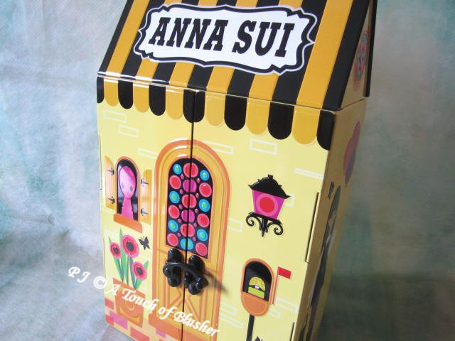 Anna Sui Tin House Flight of Fancy Spring Summer 2013 Fragrance 1
