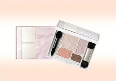 Kanebo Coffret d'Or Late Summer Early Fall 2013 Makeup 1