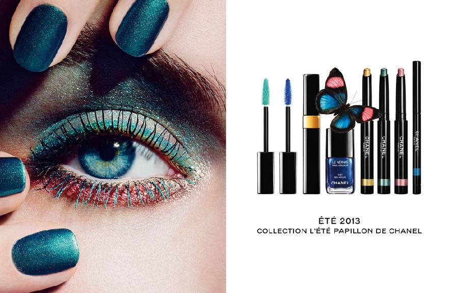 Chanel Summer 2013 Makeup Top 10 1