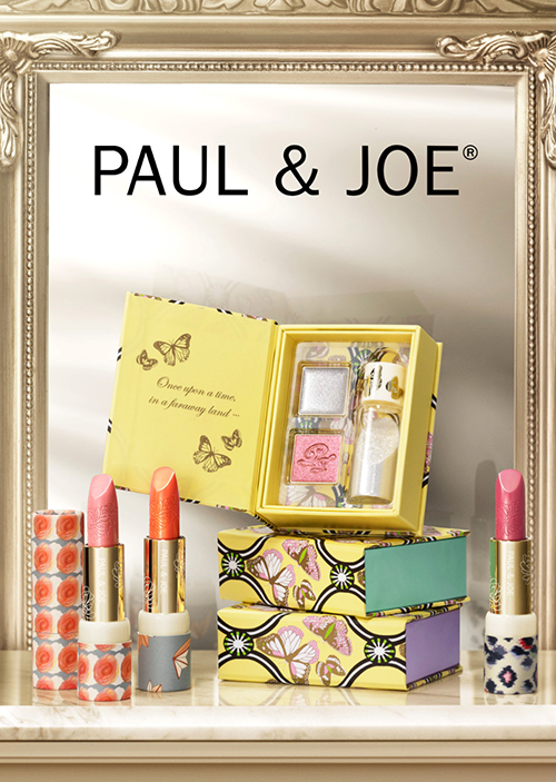 Paul and Joe Fall 2013 Makeup 1