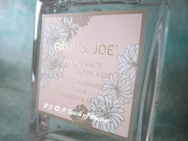 Paul and Joe Fragrance Hair and Body Mist Summer 2013 Makeup Fragrance 1