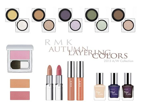 RMK Fall 2013 Makeup 1