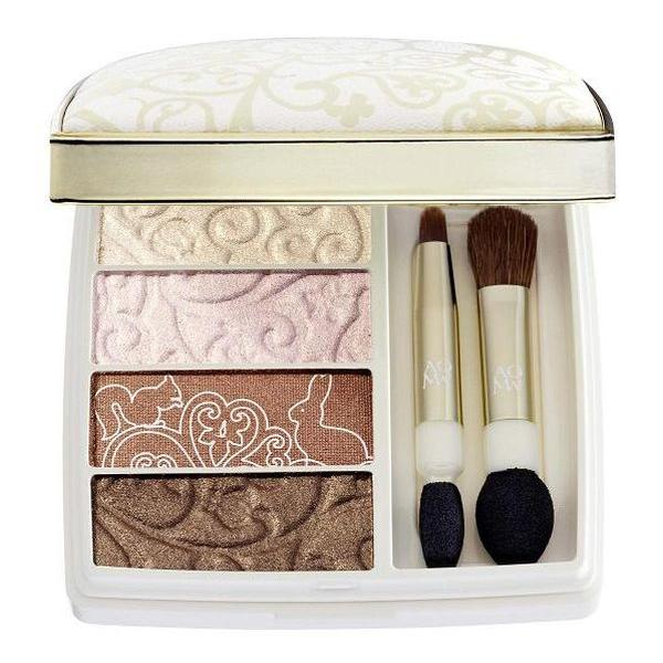 Kose Cosme Decorte AQ MW Holiday 2013 Makeup 3