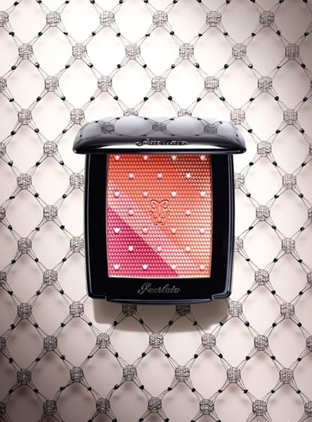 Guerlain Madame Rougit 4 Colours Blush Fall 2013 Makeup 1