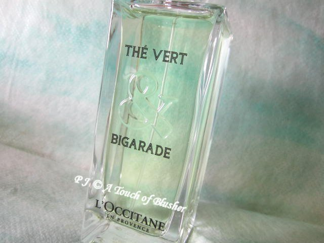 LOccitane The Vert and Bigarade Eau de Toilette Summer 2013 Fragrance 1