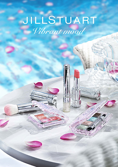 Jill Stuart Summer 2014 Makeup 1