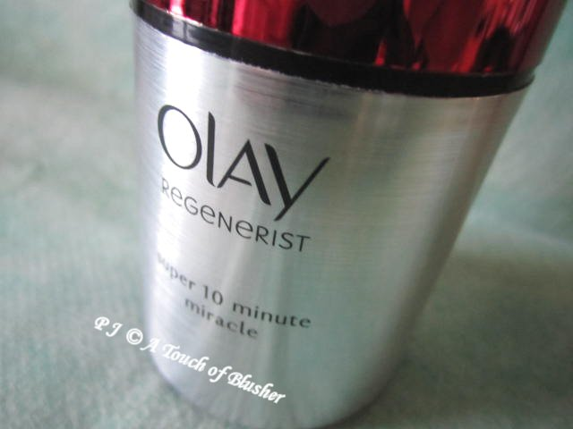 Olay Regenerist 10 Minute Miracle Spring 2014 Skincare 1