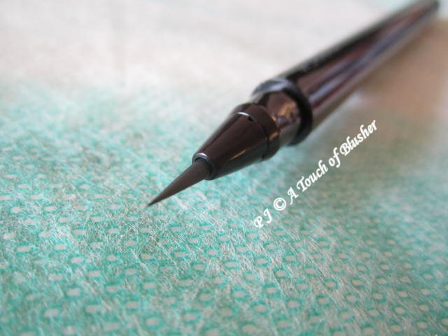 SUQQU Eyebrow Liquid Pen R 01 Moss Green Fall 2010 Makeup 2