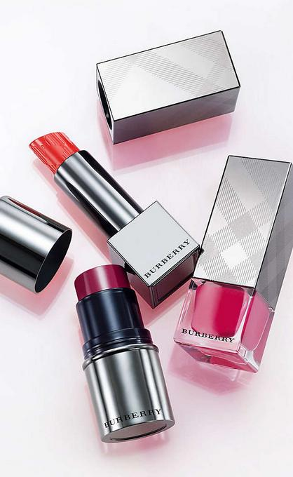 Burberry Summer 2014 Makeup 1