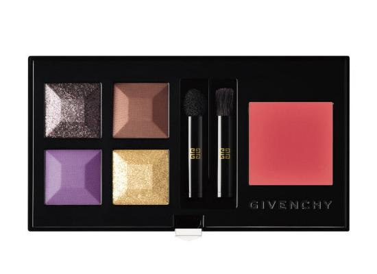 Givenchy Extravagancia Palette Fall 2014 Makeup 1
