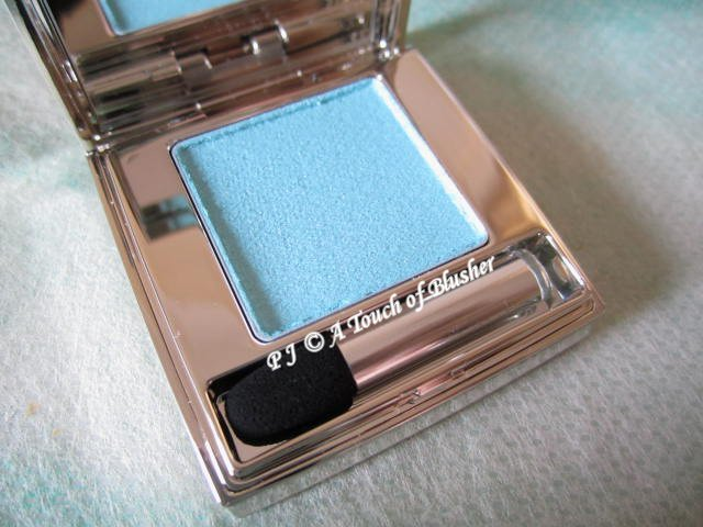 RMK Ingenious Jelly Eyes JE-03 Mint Blue Summer 2009 Makeup 1