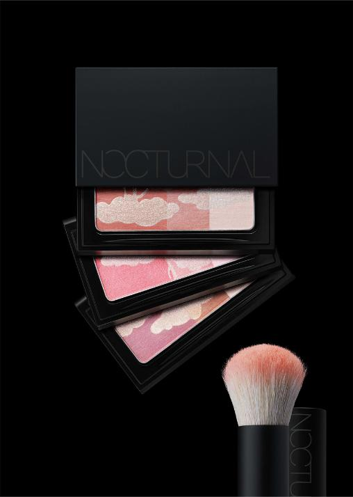 Pola Muselle Nocturnal Fall 2014 Makeup 1