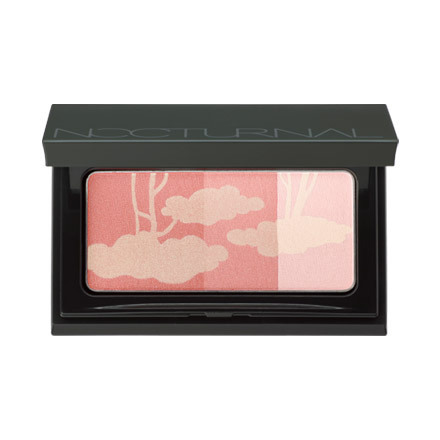 Pola Muselle Nocturnal Fall 2014 Makeup 2