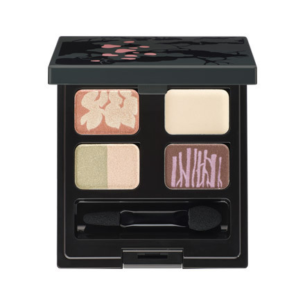 Pola Muselle Nocturnal Fall 2014 Makeup 5