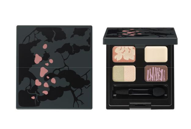 Pola Muselle Nocturnal Fall 2014 Makeup 6