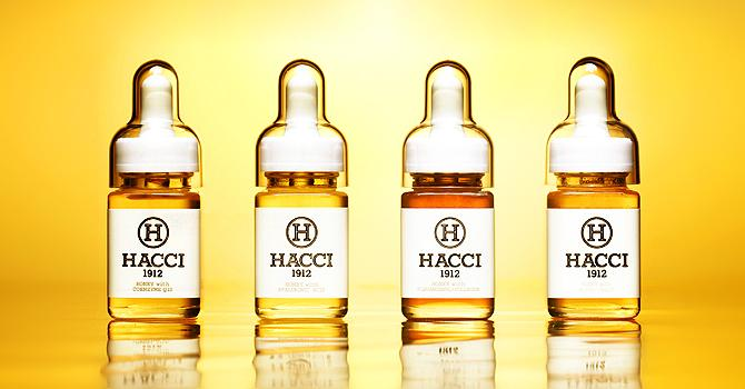 Japanese Cosmetics Focus: Hacci (Available in Taiwan from October)