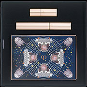 Shiseido Cle de Peau Holiday 2014 Makeup 1