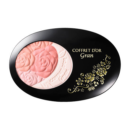 Kanebo Coffret d'Or Gran Fall Winter 2014 Makeup 1