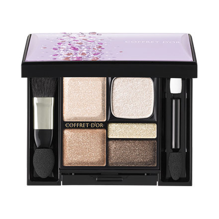 Kanebo Coffret d'Or Spring 2015 Makeup 1