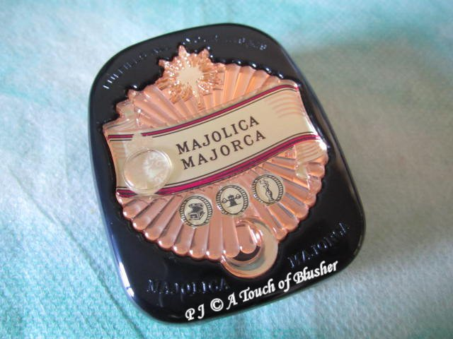Shiseido Majolica Majorca Pressed Pore Cover Spring Summer 2009 Base Makeup 1
