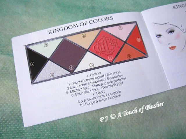 Dior Kingdom of Colors 001 Spring 2015 Makeup 5
