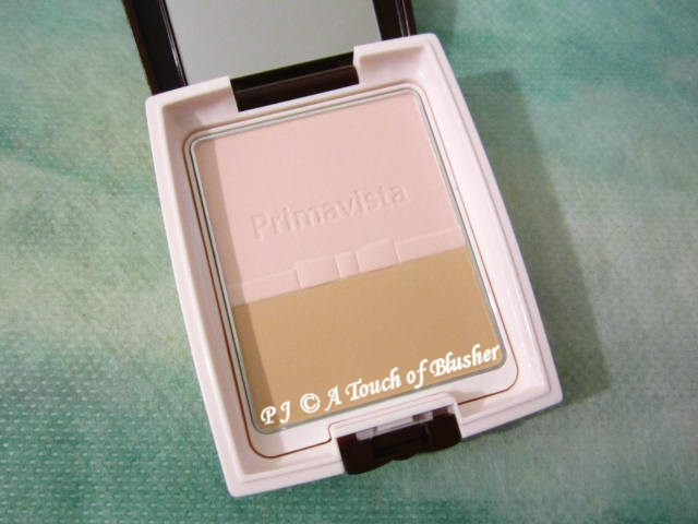 Kao Sofina Primavista Face Powder Keep and Reset Spring Summer 2009 Base Makeup 1