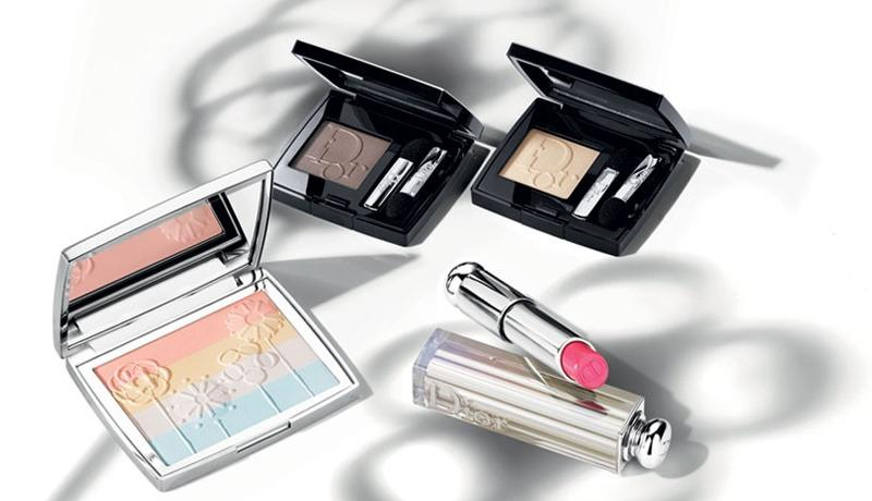 Dior Online Boutique Anniversary Collection Fall Winter 2015 Makeup 1