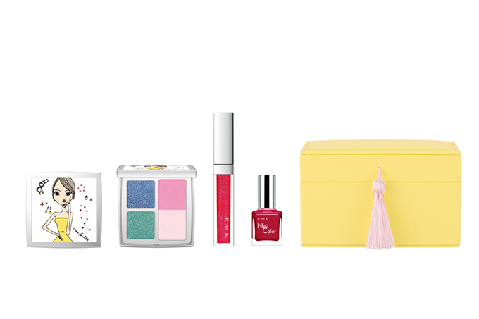 RMK Holiday 2015 Makeup 1
