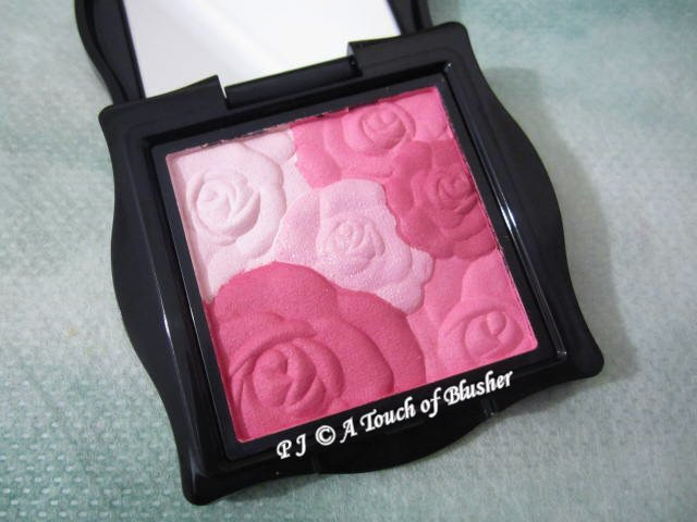 Anna Sui Rose Cheek Color 300 Spring 2012 Makeup 1