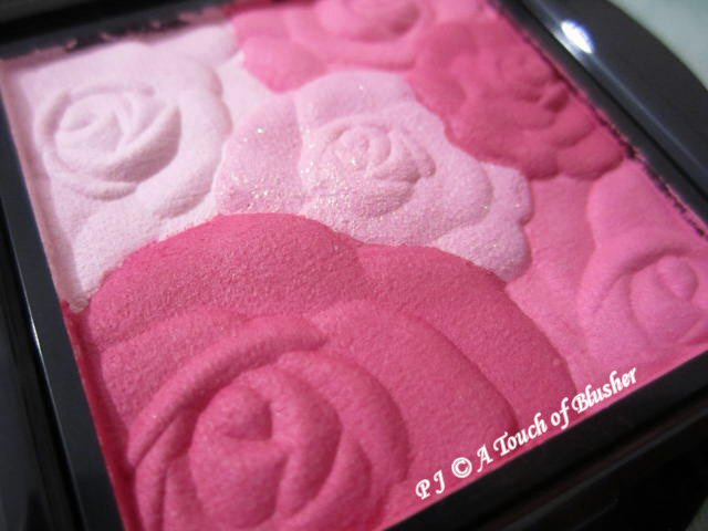 Anna Sui Rose Cheek Color 300 Spring 2012 Makeup 2