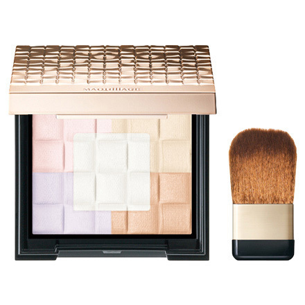 Shiseido Maquillage Holiday 2016 Base Makeup 2