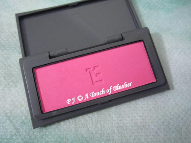 THREE Cheeky Chic Blush 04 Gift from Time Spring 2016 Makeup 1